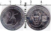 Каталог монет - монета  Эквадор 25 сентаво