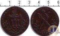 Каталог монет - монета  Эдинбург 1/2 пенни