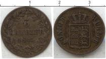 Каталог монет - монета  Вюртемберг 3 крейцера