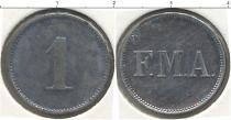Каталог монет - монета  Нотгельды 1 пфенниг