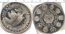 Каталог монет - монета  Перу 2000 соль