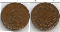 Каталог монет - монета  Гондурас 1 сентаво