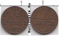 Каталог монет - монета  Речь Посполита 2 гроша