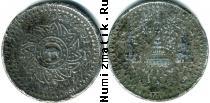 Каталог монет - монета  Таиланд 1/8 фуанга