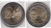 Каталог монет - монета  Франция 2 евро