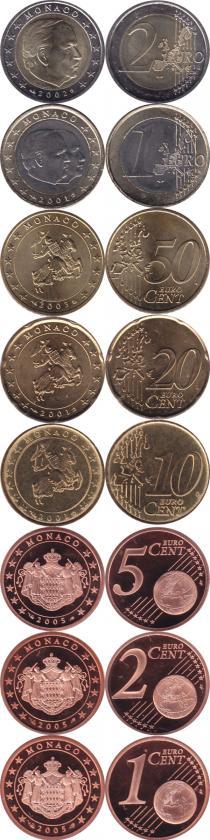 Каталог - подарочный набор  Монако Евронабор 2001-2005