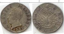 Каталог монет - монета  Гаити 25 сантим