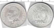 Каталог монет - монета  Эквадор 25 сукре