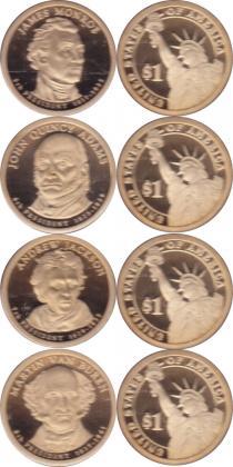 Каталог - подарочный набор  США Президенты