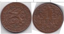 Каталог монет - монета  Кюрасао 1 цент