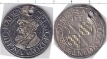Каталог монет - монета  Баден 12 крейцеров