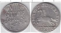 Каталог монет - монета  Ганновер 8 грошей