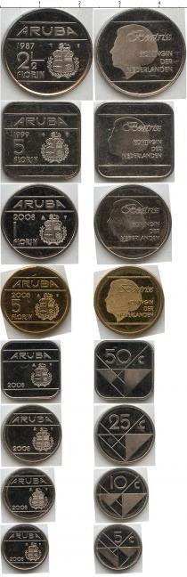 Каталог - подарочный набор  Аруба Аруба 1987-2008