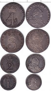 Каталог - подарочный набор  Великобритания Георг III, Маунди-сет 1800 (Благотворительный набор)
