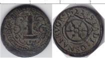 Каталог монет - монета  Оснабрук 1 пфенниг