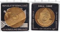 Каталог монет - монета  Сомали 400 шиллингов