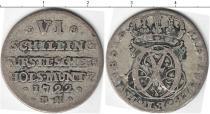 Каталог монет - монета  Шлезвиг-Гольштейн 6 шиллингов