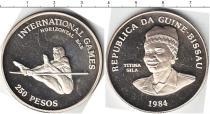 Каталог монет - монета  Гвинея-Бисау 250 песо