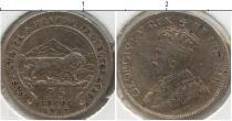 Каталог монет - монета  Восточная Африка 25 центов