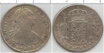Каталог монет - монета  Испания 8 реалов