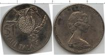 Каталог монет - монета  Токелау 1 тала