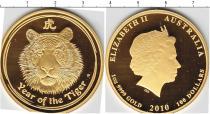 Каталог монет - монета  Австралия 100 долларов