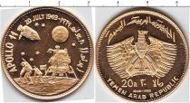 Каталог монет - монета  Йемен 20 риалов