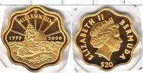 Каталог монет - монета  Бермудские острова 20 долларов