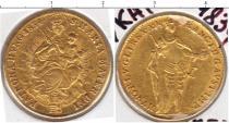 Каталог монет - монета  Венгрия 1 дукат