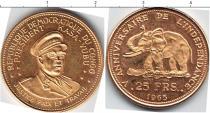 Каталог монет - монета  Конго 25 франков