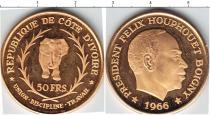 Каталог монет - монета  Кот-д`Ивуар 50 франков