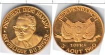Каталог монет - монета  Нигер 10 франков