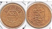 Каталог монет - монета  Тунис 100 франков