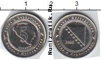 Каталог монет - монета  Босния и Герцеговина 5 фенигов