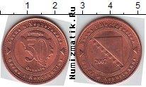 Каталог монет - монета  Босния и Герцеговина 50 фенингов