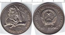 Каталог монет - монета  Вьетнам 10 донг