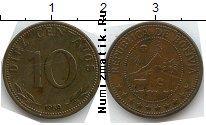 Каталог монет - монета  Боливия 10 сентаво