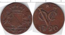 Каталог монет - монета  Нидерландская Индия 1/2 дьюита