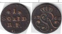 Каталог монет - монета  Речь Посполита 1 солид