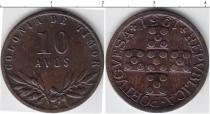 Каталог монет - монета  Тимор 10 авос