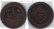 Каталог монет - монета  Мадрас 1/2 дублина