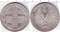 Каталог монет - монета  Франкфурт 2 гульдена