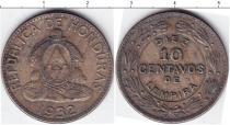 Каталог монет - монета  Гондурас 10 сентаво
