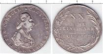 Каталог монет - монета  Регенсбург 1 гульден