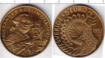 Каталог монет - монета  Швеция 5 евро
