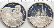 Каталог монет - монета  Норвегия 20 экю