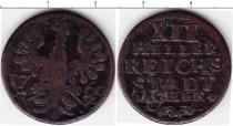Каталог монет - монета  Ахен 1/12 талера