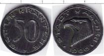 Каталог монет - монета  Ахен 50 пфеннигов