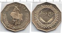 Каталог монет - монета  Ливия 1/4 динара