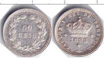 Каталог монет - монета  Португалия 50 рейс